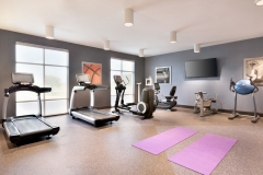 Exercise room at Four Points by Sheraton - Fargo ND - EPIC Companies