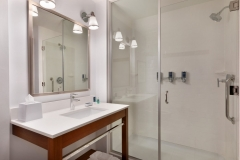 Bathroom at Four Points by Sheraton - Fargo ND - EPIC Companies