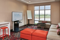 Living space at Four Points by Sheraton - Fargo ND - EPIC Companies