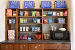 Snack area at Four Points by Sheraton - Fargo ND - EPIC Companies